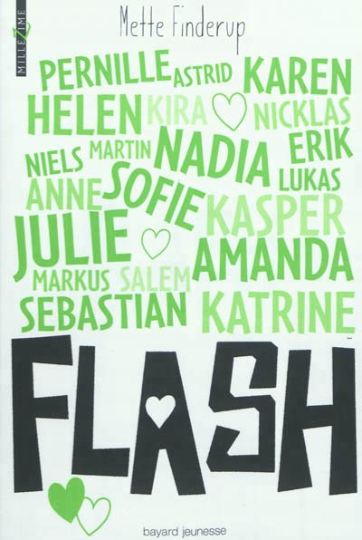 FLASH  Mette Finderup