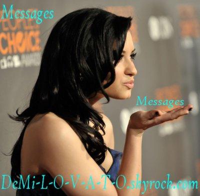 Un petit message!!! :D
