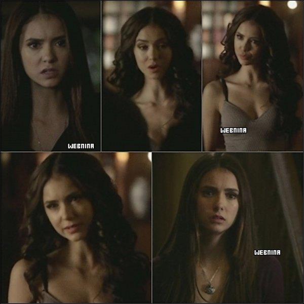 """Capture de l'épisode 17 : """"Know Thy Enemy"""" / Nina est magnifique !"""