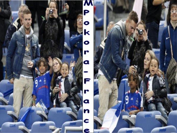 Matt au Stade de France, Photos !