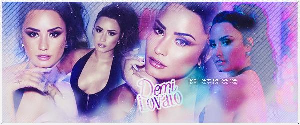 .  Bienvenue sur Demi-Lovat, ta source sur la belle chanteuse Américaine, Demi Lovato !  Suit toute l'actualité de la jolie brune grâce à ton blog source et ses nombreux articles tel que ses candids, photoshoot, événement..  .