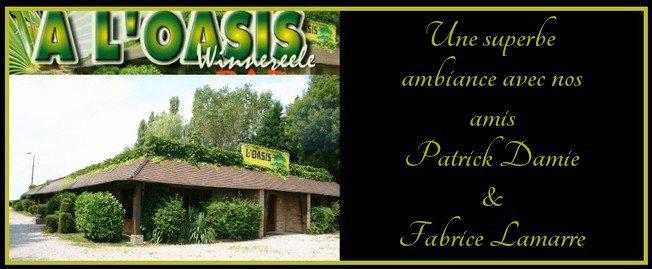 REPAS DANSANT AVEC NOS AMIS DU FAN CLUB ( photos non autorisèes) le 24/08/17