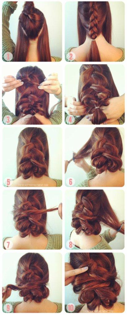 Tutos: coiffure