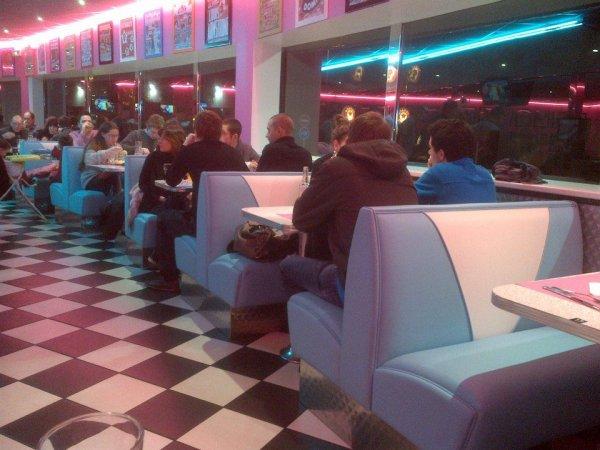 """""""Café racer diner"""""""