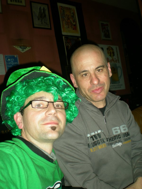 St Patrick 2013: Géniale!!!ambiance énorme!!!