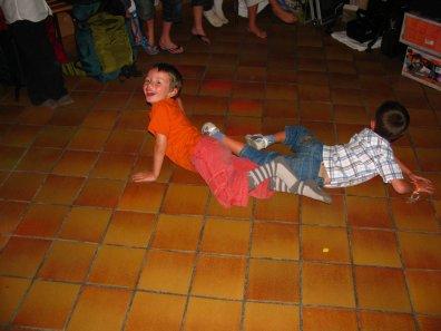 danseurs fous