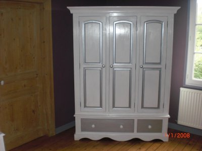 Blog de bidouillesylvie page 2 la r novation de for Chambre adulte sans armoire