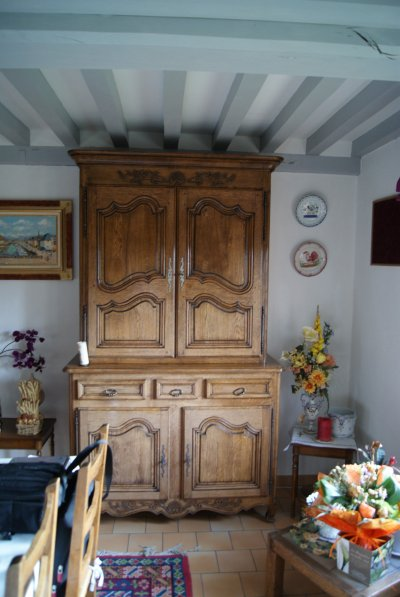 Buffet Normand relooké