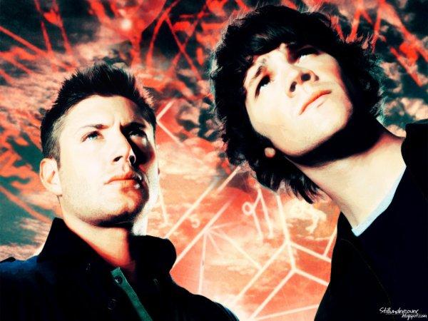 Jensen And Jared <3