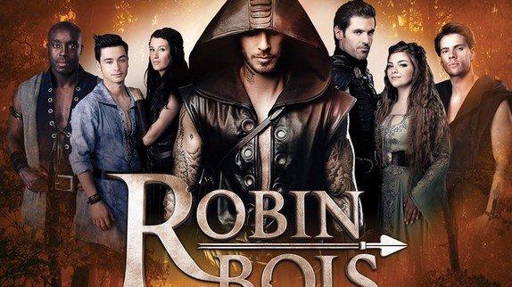 """""""Robin des Bois"""" : le spectacle en DVD le 3 novembre ! coffret CD+DVD (et CD+Blu-Ray)"""
