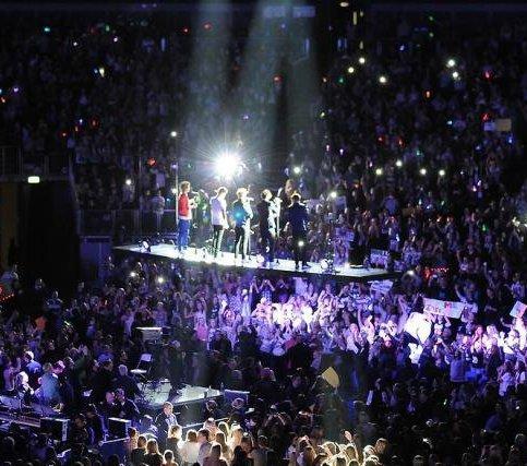 One Direction vont-ils trop dépenser pour le 4ème album ?