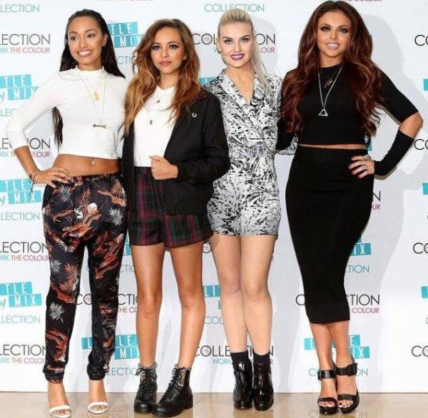 Les Little Mix sont de grandes joueuses. Après quelques heures de suspense intense, elles ont enfin dévoilé le titre de leur nouvel album : Salute.
