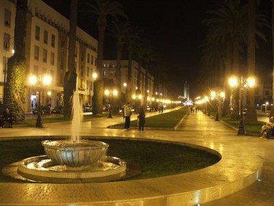 capitale marocain