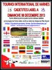 Tournoi  international de Harne 2013