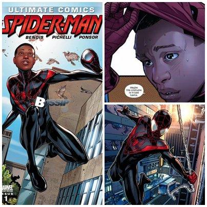 Le nouveau Spider Man