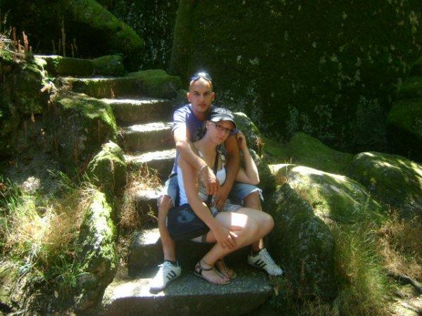 moi avec ma copine