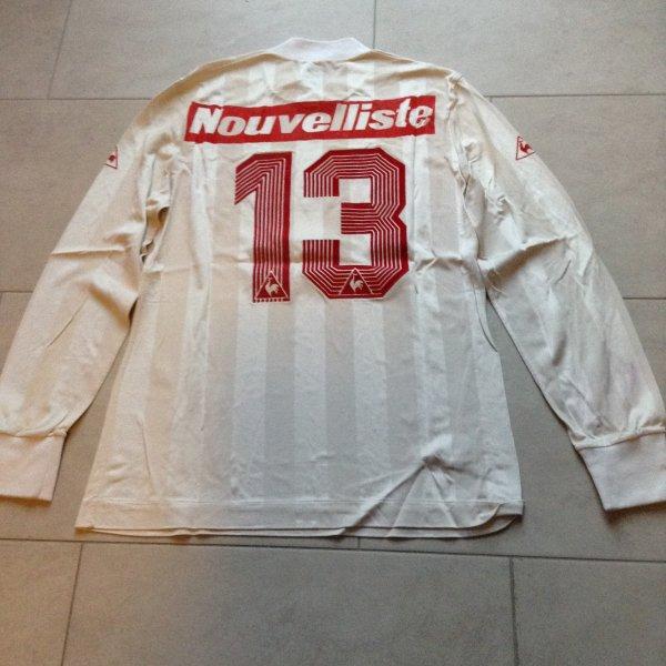 Saison 1985-86 No13