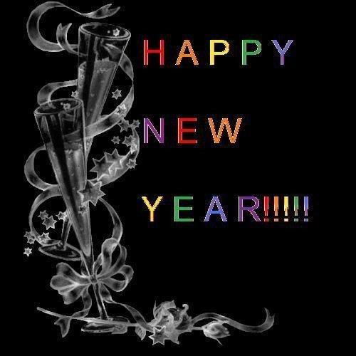 bonne & heureuse année..