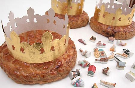 La galette des Rois.. et recettes