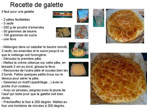La galette des rois, une tradition incontournable..:  Radio France Internationale
