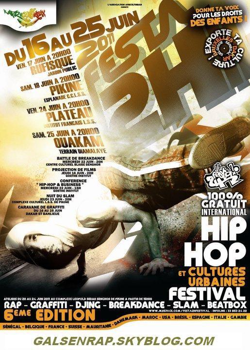 FESTA 2H 6eme edition !!! du 15 au 25 juin 2011