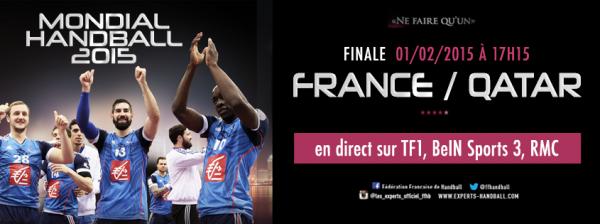 Championnat du Monde de Handball : Equipe de France