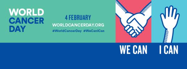 Le 4 Février, la Journée contre le Cancer
