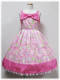 Nouvelle robe Angelic Pretty
