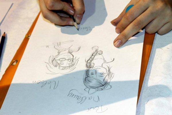 Animasia 8éme édition 2012