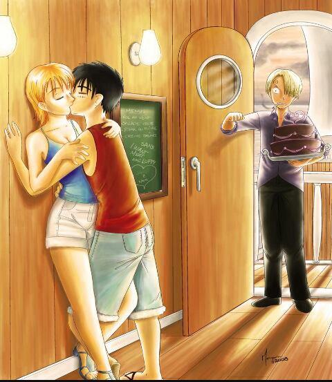 Chapitre 5 : le baiser