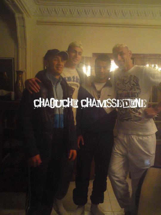 Tjr Avec Mon Férer Fawzi Chaouchi et les amis