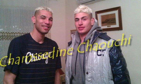 Tjr Avec Mon Férer Fawzi Chaouchi