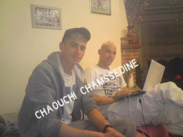 Tjr Avec Mon Férer Faouzi Chaouchi