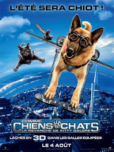 Comme Chiens et Chats 2: La Revanche de Kitty Galore