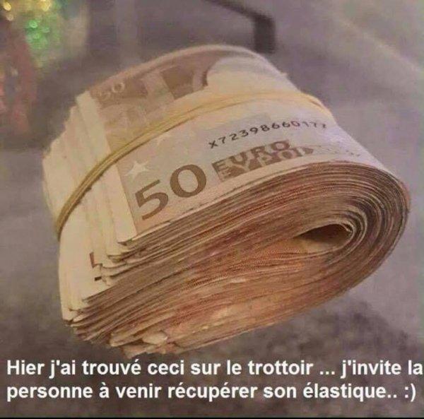 ..... L'HUMOUR AVEC TROIS FOIS RIEN .. N° 59 ..