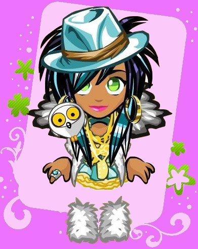 Mon avatar Chapatiz