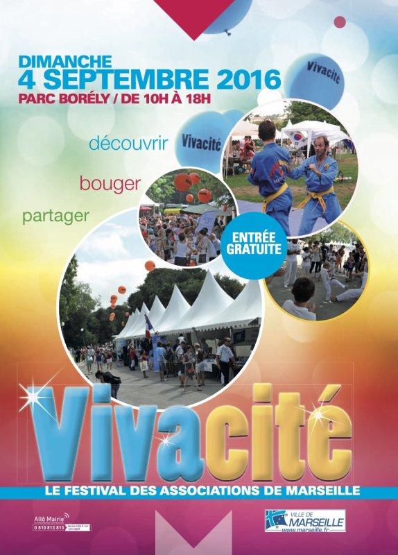 VIVACITE 2016 DIMANCHE 4