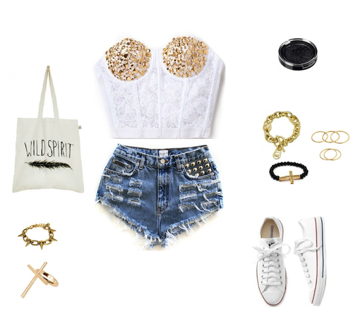 Tenue Simple & Swag !!♥