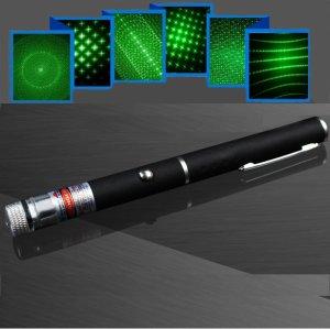 超強力レーザーポインター輝度はきわめて高い