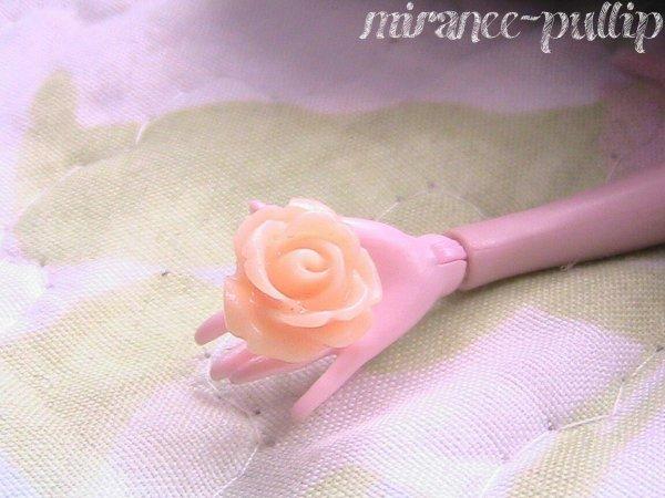 Le pouvoir d'une fleur