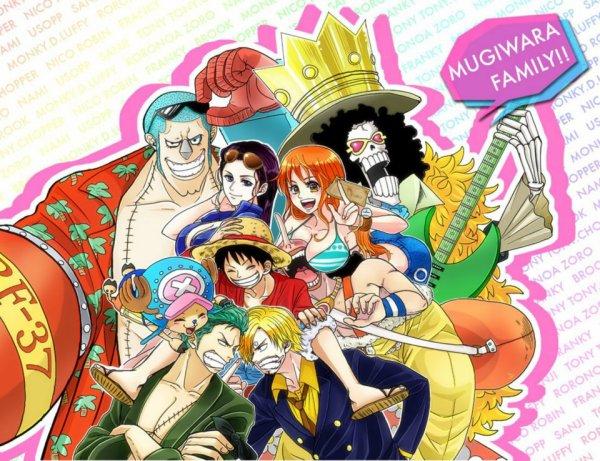 Mugiwara Family 3