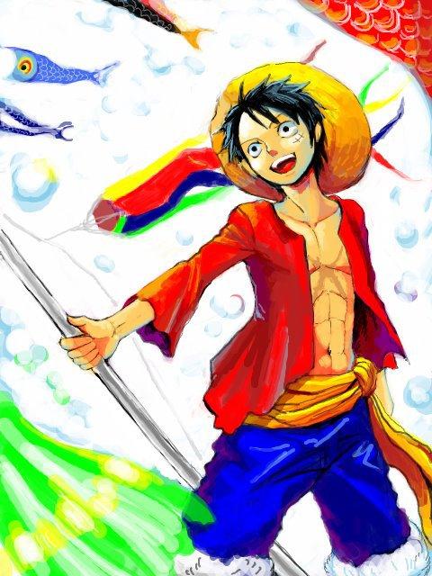 Monkey-D-Luffy