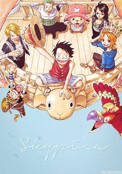 One Piece Saga