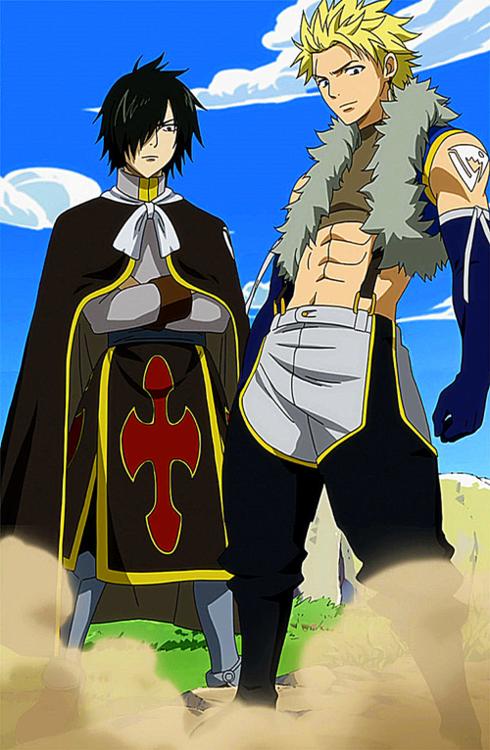 Sting et Rogue <3