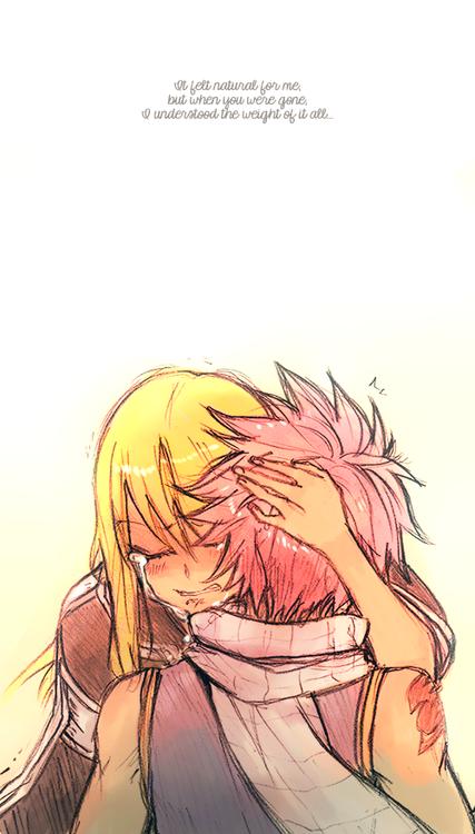 Natsu & Lucy du Futur