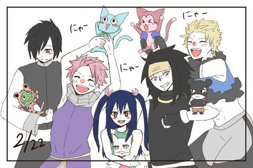 Dragon Slayer et Exceed