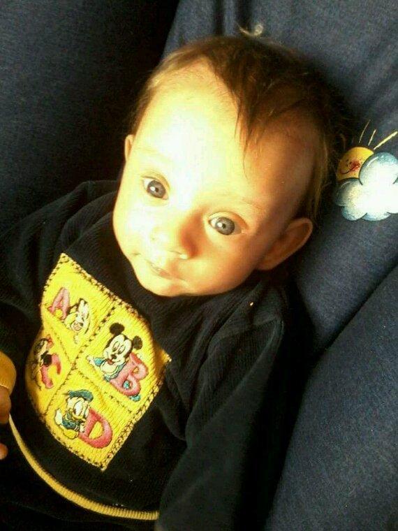 Dimitry bébé