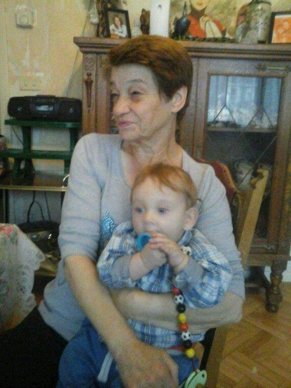 Mémère et Dimitry