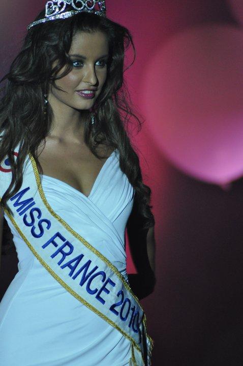 Malika Ménard à Miss Valenciennois 2011