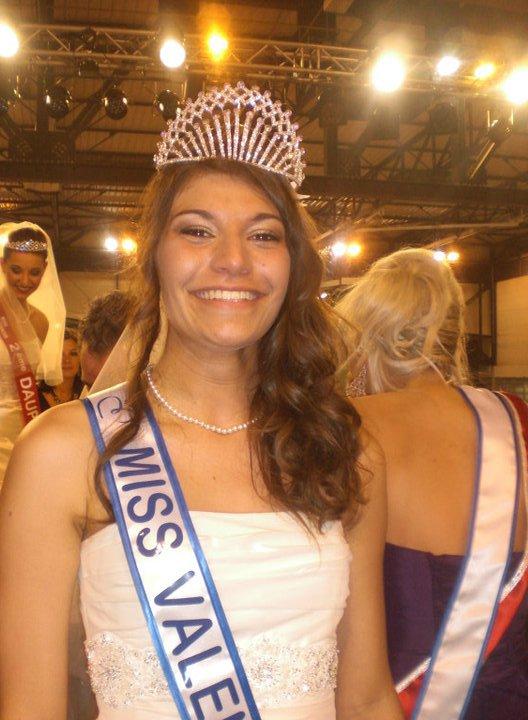 Sarah Lambert Miss Valenciennois 2011